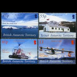 BR.ANTARCTIC TERR. 2005 - Scott# 353-6 Survey Set of 4 NH