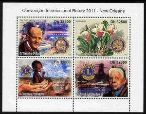St Thomas & Prince Islands 2011 Rotary International ...