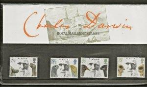 1983 CHARLES DARWIN PRESENTATION PACK 132