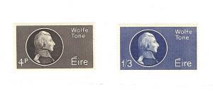 Ireland, 192-90, Theobald Tone - Revolutionist Singles, MNH