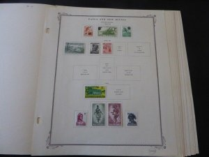 Papua 1901-1962 Scott Specialty Album Pages