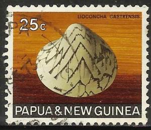 Papua New Guinea 1968 Scott# 278 Used