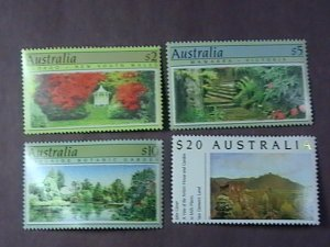 AUSTRALIA # 1132-1135-MINT NEVER/HINGED--COMPLETE SET------1989-90