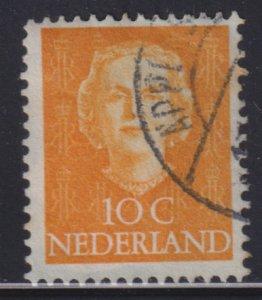 Netherlands 308 Queen Juliana 1949