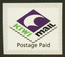 New Zealand (Private Postage) MNH Kiwi Mail (1998)