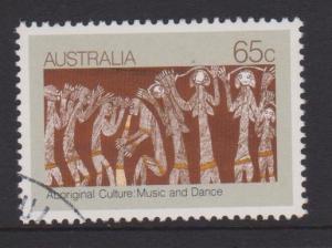 Australia Sc#855 Used