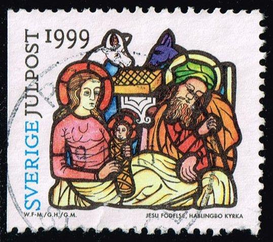 Sweden #2361 Christmas; Used (0.60)