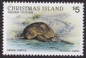 Christmas Island #211 Mint