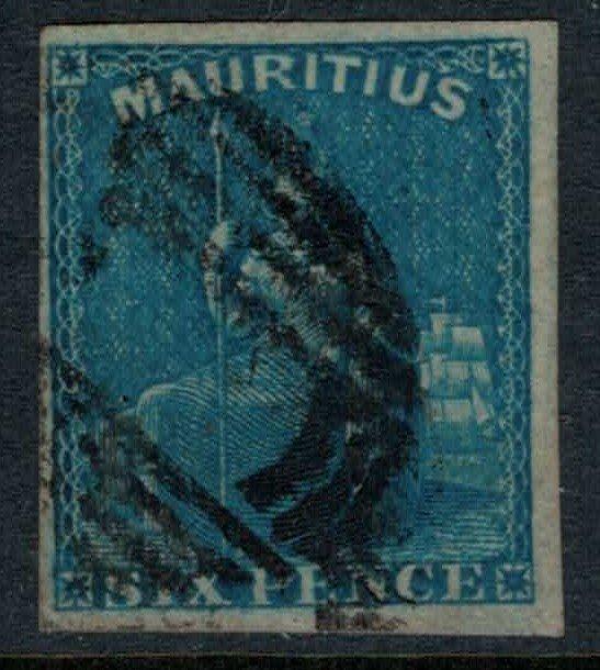 Mauritius #18 CV $57.50