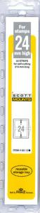 Scott Mounts Clear 24mm STRIP 215 ,(Pgk. 22)(00921C)