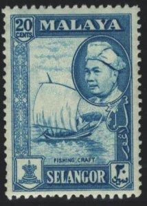 Selangor Sc#108 MH