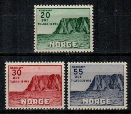 Norway Scott B54-6 Mint hinged (Catalog Value $52.00)
