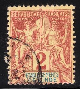 French India 2 - AV used