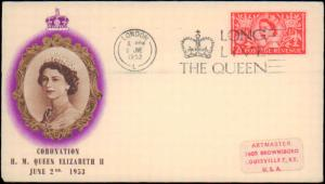 Great Britain, Worldwide First Day Cover