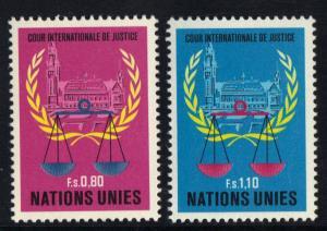 United Nations Geneva  1979 MNH  Intern court of justice