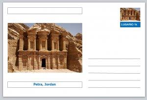Landmarks - Petra, Jordan postcard (glossy 6x4card)