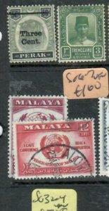 MALAYA  FEDERATION  (PP1311B)  SG  6-7      VFU