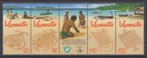 Vanuatu 792Cd MNH VF