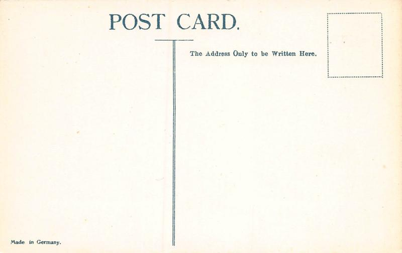 Fiji, Stamp Postcard, #82, Published by Ottmar Zieher, Circa 1905-10, Unused