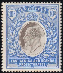 East Africa Uganda 1904-1907 SC 29A MLH
