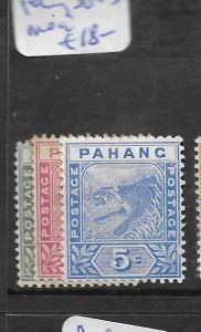 MALAYA PAHANG  (PP0706B)  TIGER 1C-5C  SG 11-3  MOG