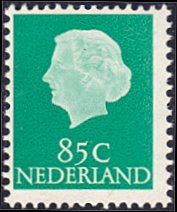 Netherlands # 360 mnh ~ 85¢ Queen Juliana