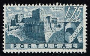 Portugal #667 Lisbon Castle; Unused (15.00)