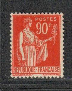 France Sc#274 M/H/F-VF, Cv. $32.50