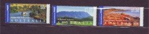 J23773 JLstamps 2002 australia set mnh #2055-7 view