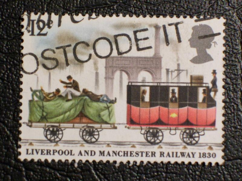 Great Britain #908 used