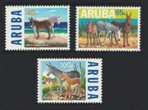 Aruba The Donkey 3v SG#233-235
