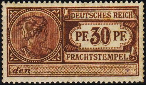 Germany.Date? 30pf Revenue? Unmounted Mint