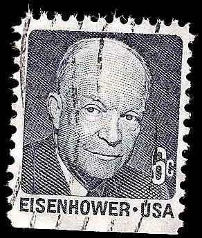 # 1393 USED DWIGHT D. EISEHOWER
