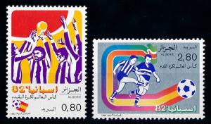 [69427] Algeria 1982 World Cup Football Soccer Spain  MNH