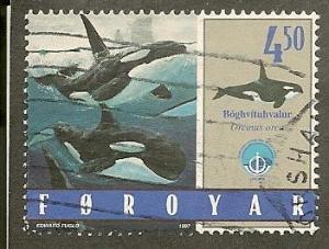 Faroes      Scott   340    Whales    Used