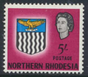 Northern Rhodesia  SG 86  SC# 86 MNH  see detail and scan