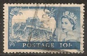 Great Britain #373 F-VF Used CV $4.00 (ST085)