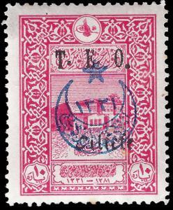 Cilicia 1919 YT 63 mh f-vf