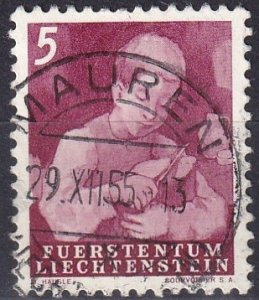 Liechtenstein #247 F-VF Used  (S10124)