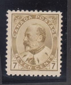 Canada #92 Mint