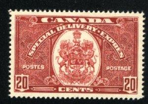 Canada #E8   Mint  VF  1938 PD