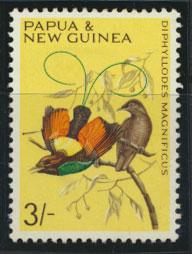 PNG - SG 69    Scott 196  Mint Hinged - SPECIAL Birds