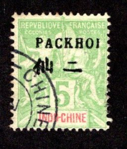 FRANCE - OFFICES IN CHINA - PAKHOI SC# 4  F/U  1903
