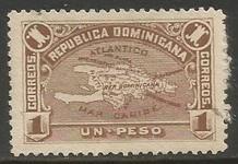 Dominican Republic 119 MOG MAP 209F
