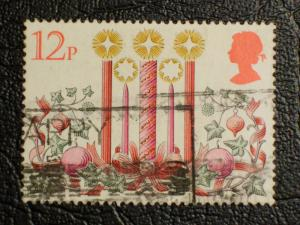 Great Britain #929 used