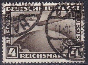 Germany #C45 F-VF Used CV $200.00  (K2315)