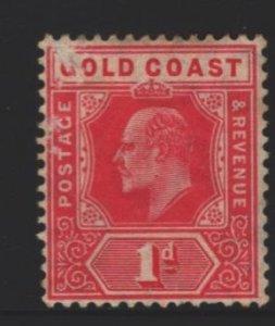 Gold Coast Sc#57 MNH - tone spots on gum, surface scuff