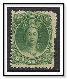 Nova Scotia #11 Queen Victoria MHR