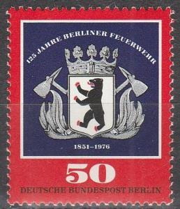 Germany #9N387  MNH (S9338)