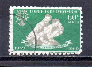 Colombia C371 used